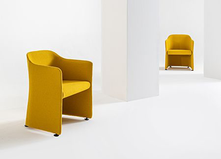 The new San Siro Armchair for Cappellini, one of the best Luxury Italian furniture Melbourne has to offer.