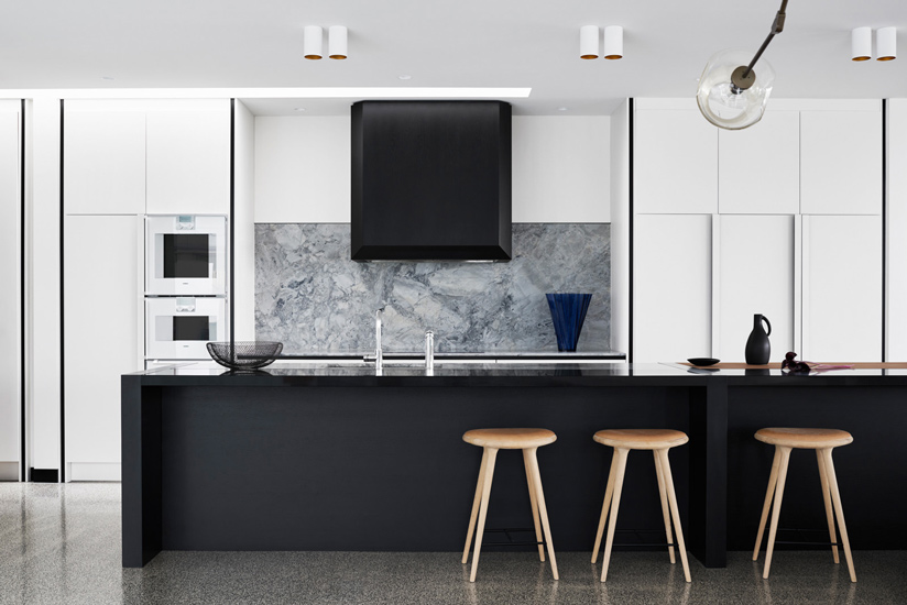 Kitchen designed by Fiona Lynch, one of the Design studios we selected in our list of the top interior designers melbourne has to offer