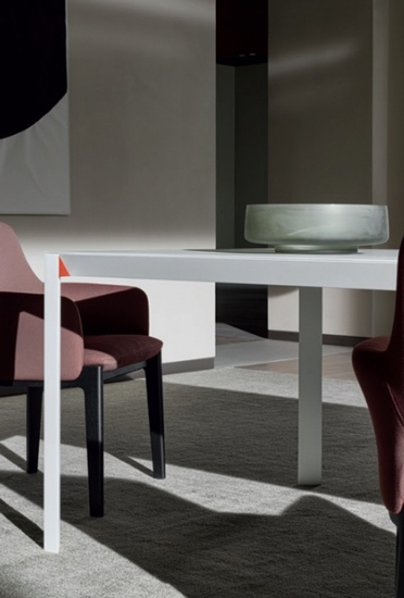 Half a Square table by Molteni&C, one of the best italian furniture you can find in Sydney. discover the finest italian furniture australia has to offer