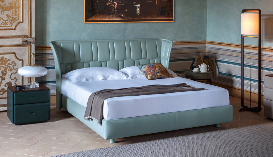 Bedroom ideas with Poltrona Frau. Discover the finest italian luxury furniture Sydney has to offer