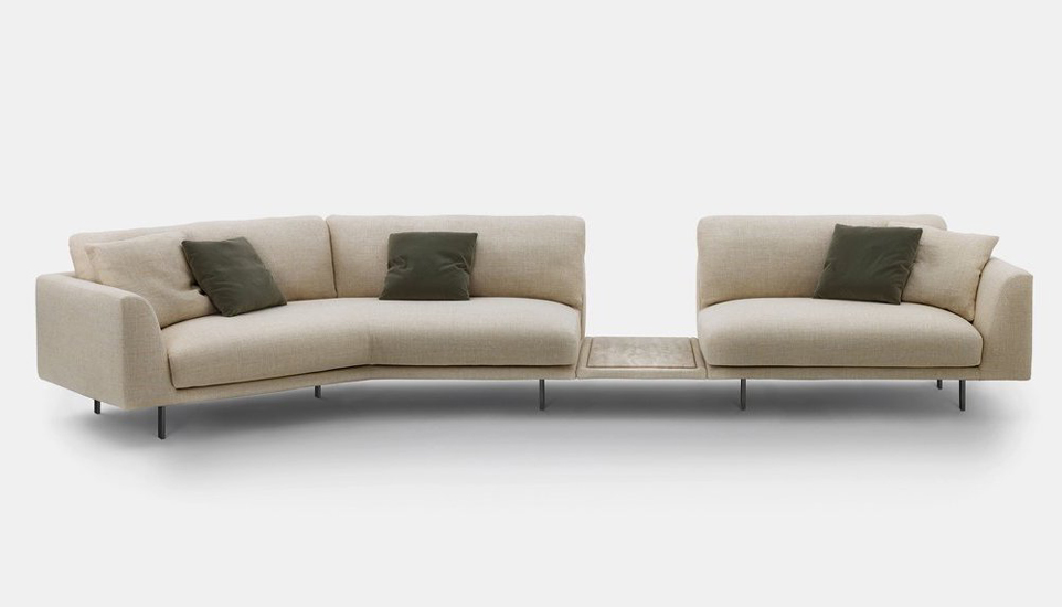 Bel Air Sofa by Arflex, one of the best and finest luxury furniture Sydney has to offer