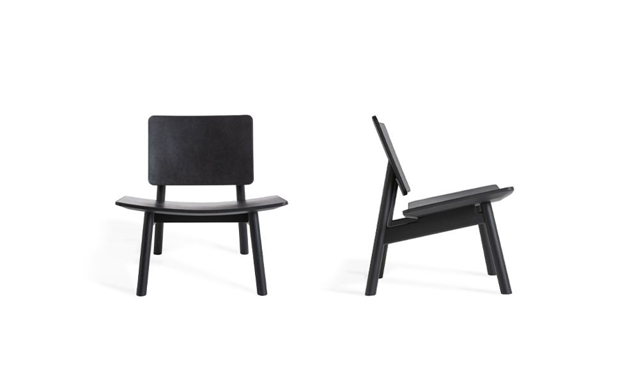 Hiroi armchair by Jansky & Dundera for Cappellini, one of the finest italian furniture Sydney has to offer