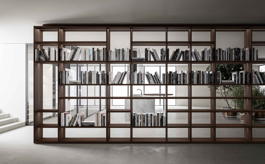 Piero Lissoni's new Antibes System for Boffi, one of the finest furniture brand Sydney has to offer