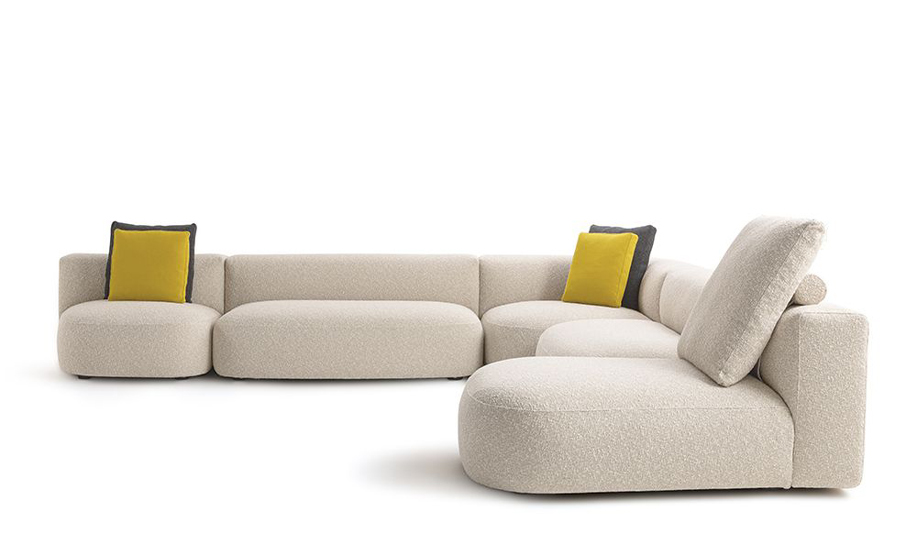 Litos sofa by Sebastian Herkner for Cappellini, one of the finest italian furniture Sydney has to offer