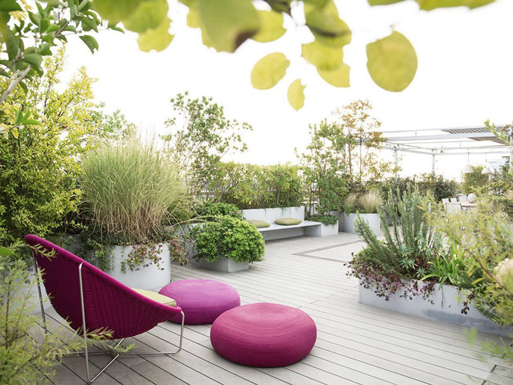 """Paola Lenti's latest collection """"Eres"""" is the perfect furniture for your outdoor space. Discover the finest italian furniture Sydney has to offer"""
