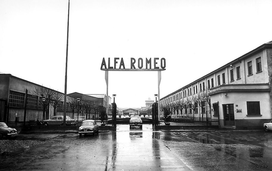 The new district for the Milan design events 2021 is Alpha District located near Portello and the Alfa Romeo car-manufacturing area.