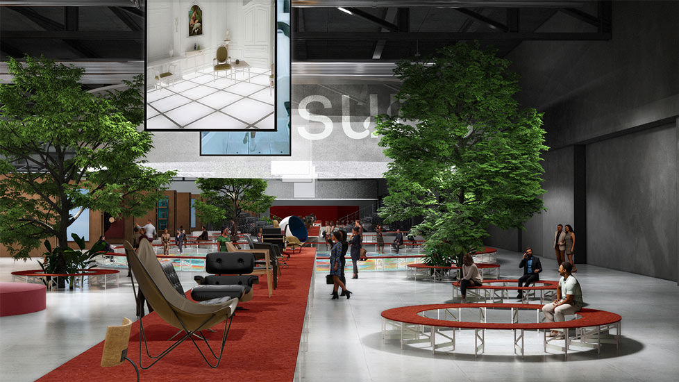 SuperSalone is the new format and name of Milan Furniture Fair 2021, curated by Stefano Boeri. Discover with Esperiri Milano the Milan Design Events 2021 and plan a Furniture shopping tour around the city with our italian interior designers.