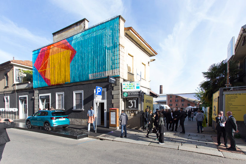 Tortona Rocks is one of the most symbolic locations in town. Plan your tour around Milan design events 2021 with our precious guide.
