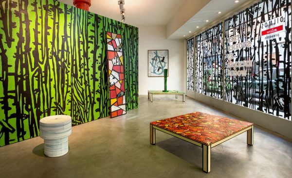 Dilmos Milano is the best milan art gallery where to shop iconic design pieces