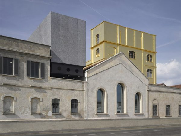 Fondazione Prada is one of the must-see art & design museums Milano has to offer